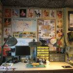 Work Bench Hobby Room Inspiration Finescale Modeler Essential