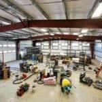 Workshop Metal Buildings Garage Kit Steel