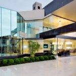 World Architecture Huge Modern Home Hollywood Style Nico Van