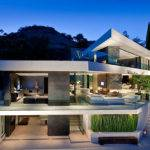 World Architecture Modern Hollywood Mansion Openhouse Xten