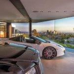 World Architecture Perfect Modern Mansion Beverly Hills