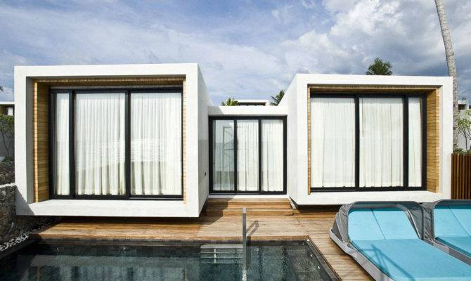 World Architecture Small House Beach Vaslab