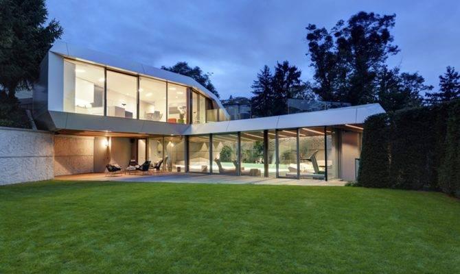 World Architecture Ultra Modern House Architekti