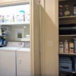 Worth Pinning Laundry Linen Closet Project