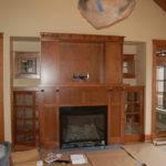 Wow Stunning Love Fireplace Surround Mantel Hidden