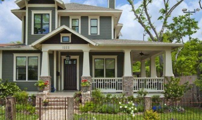 Wrap Around Front Porch Home Design Ideas