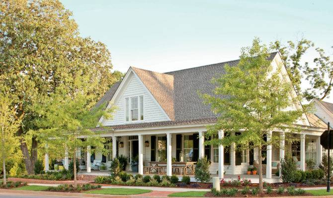 Wrap Around Porch Decorating Ideas Exterior Farmhouse Design