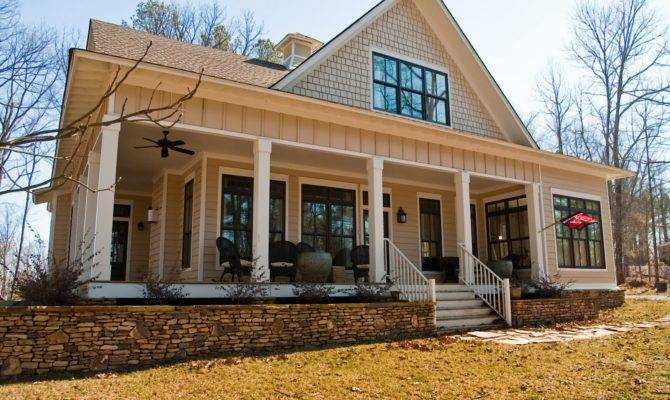 Wrap Around Porch Guide Latest Southern House Plans