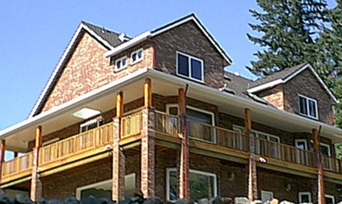 Wrap Around Porch House Plans Enjoying Sun Rain