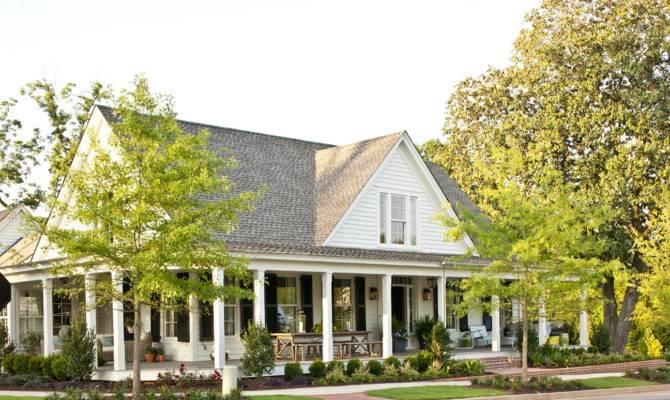 Wrap Around Porch House Plans Southern Living Home Design Ideas