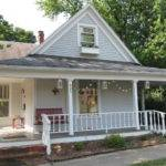 Wrap Around Porch House Plans Wall White Wood