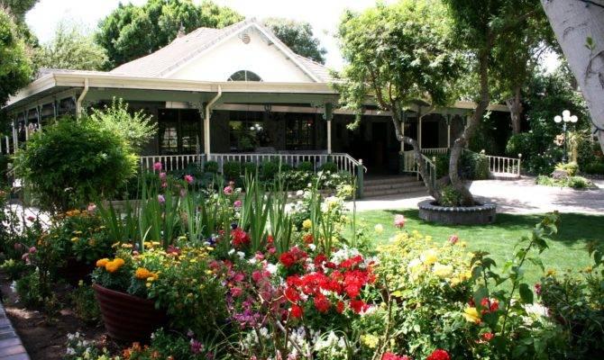 Wright House Garden Reception Centre Mesa
