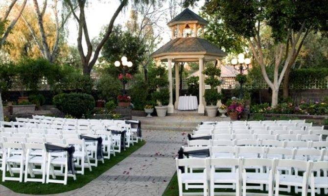 Wright House Phoenix Wedding Venue