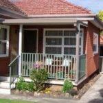Wrought Iron Small Front Veranda Fence Design House