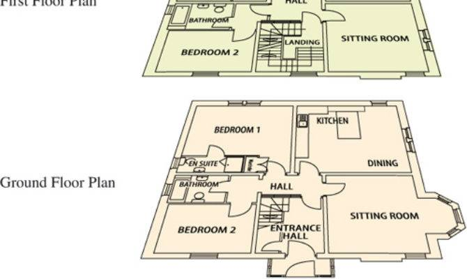 Wyvern Homes Balmoral Floor Plans