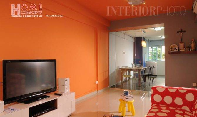Yishun Room Flat Interiorphoto Professional Photography