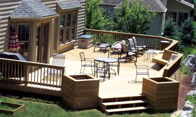 Your Decking Material Options Pros Cons Lancaster
