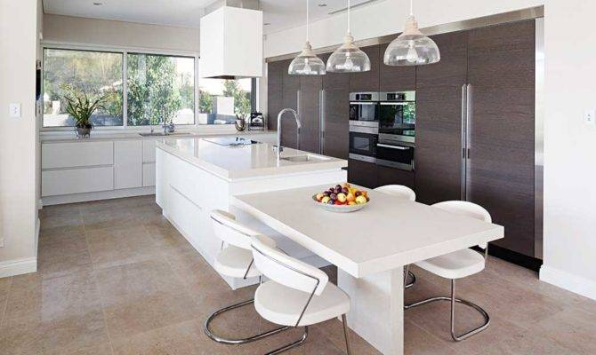 Yourself Open Plan Kitchen Design Ideas New