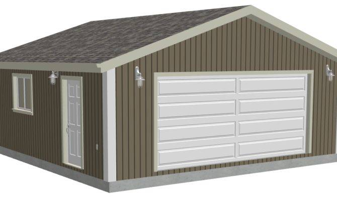 Zekaria Garage Plans Diy