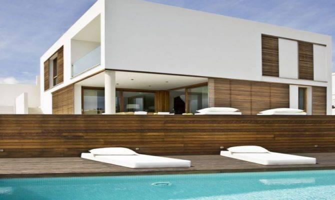 Zen Home Design Style House Seaside Homes