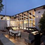 Zero Energy Modern Residence Residential Programs Aia San