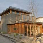 Zero Solar Laneway House Lanefab Design Build Small