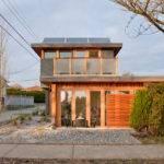 Zero Solar Laneway House Lanefab Design Build