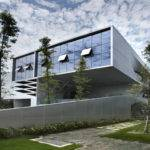 Zhixin Hybrid Office Building Archdaily