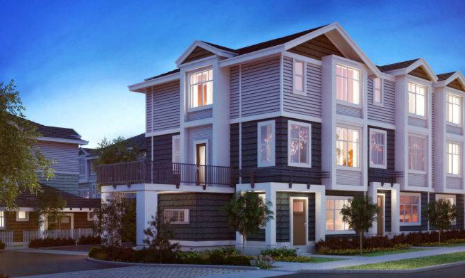 Zirkon Townhomes South Surrey Luxury Residences